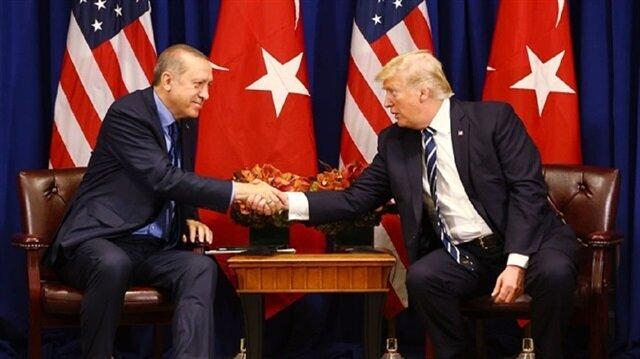 الرئيس أردوغان سيجري اتصالا هاتفيا اليوم مع نظيره الأمريكي