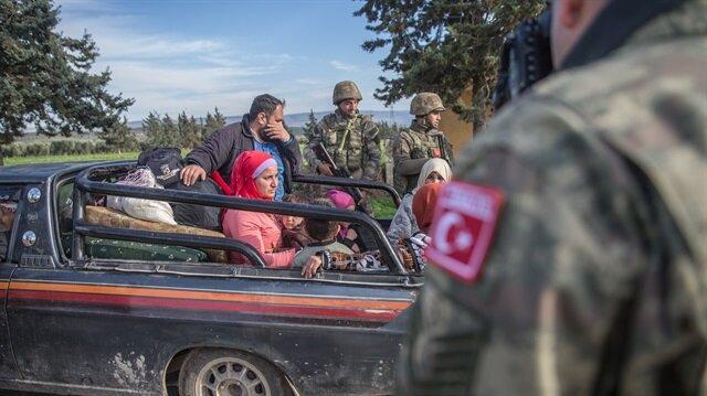 القوات الخاصة التركية تواصل عمليات التمشيط في عفرين وقراها
