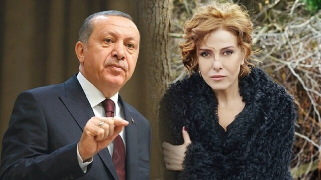 Cumhurbaşkanı Erdoğan'a hakaret eden Zuhal Olcay'a hapis cezası