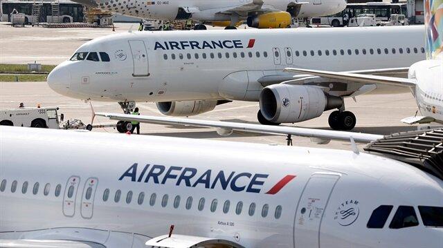 Air France strike grounds quarter of flights