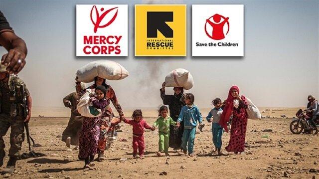 تحت غطاء المساعدات الإنسانية.. منظمات غربية تتجسّس في