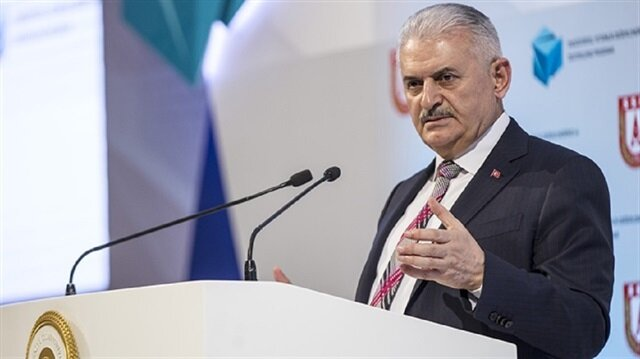 يلدريم يعلن رفع الحظر الجوي على إقليم شمال العراق