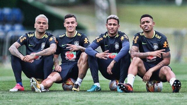 Brezilyalı yıldızdan<br>Beşiktaş paylaşımı