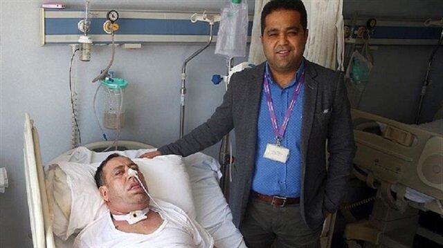 """""""الجراحة الروبوتية"""" لأول مرة في تركيا لعلاج سرطان الحنجرة"""