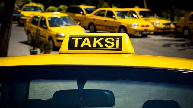 Kısa mesafe gitmeyen taksiciye hapis istemi