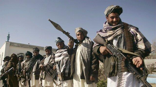 ABD iddiası: Rusya, Taliban'ı silahlandırıyor
