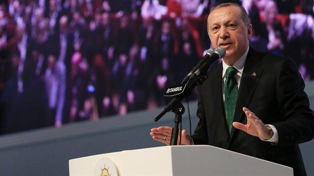 Erdoğan'dan Boğaziçi Üniversitesi'ndeki provokasyona tepki