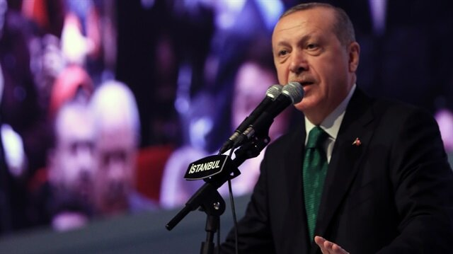 Erdoğan: 3 bin 732 terörist etkisiz hale getirildi