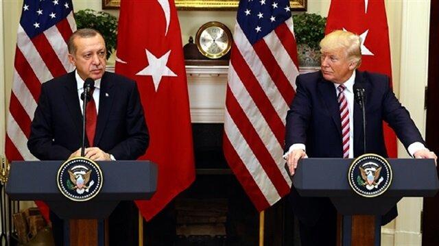 هذا فحوى الاتصال بين الرئيس التركي أردوغان والأمريكيّ ترامب