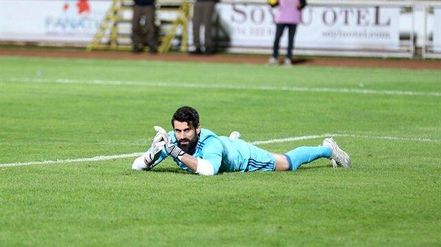 Boluspor-Fenerbahçe maçının özeti