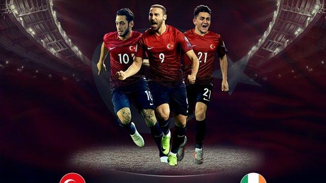 Turkey, Republic of Ireland to play friendly