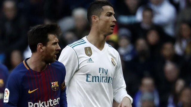 Buffon'dan Ronaldo ve Messi kıyaslaması