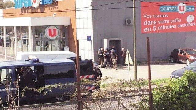 Fransa'da DEAŞ terörü