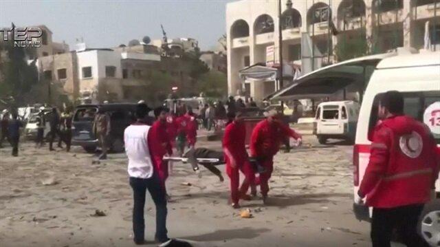 Car bomb kills seven in Syria's Idlib