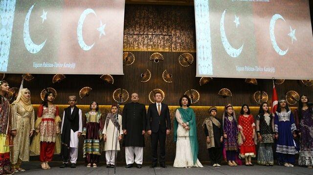من أنقرة.. تركيا تشارك باكستان في يومها الوطنيّ