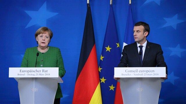 من بروكسل.. ميركل: نرغب ببناء علاقات جيدة مع تركيا ولكن!