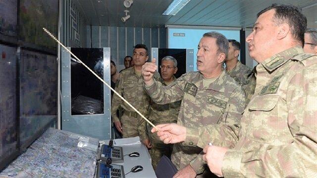 رئيس الأركان التركيّ: بقي القليل ونكون أحكمنا السيطرة على كامل عفرين