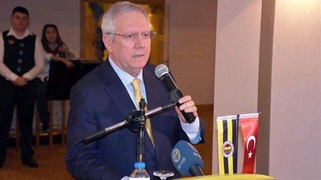 Fenerbahçe Başkanı Aziz Yıldırım