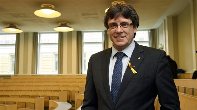 Former Catalan Leader Puigdemont Arrested in Germany
