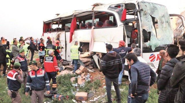 Şoför kalp krizi geçirdi: 4 ölü 37 yaralı