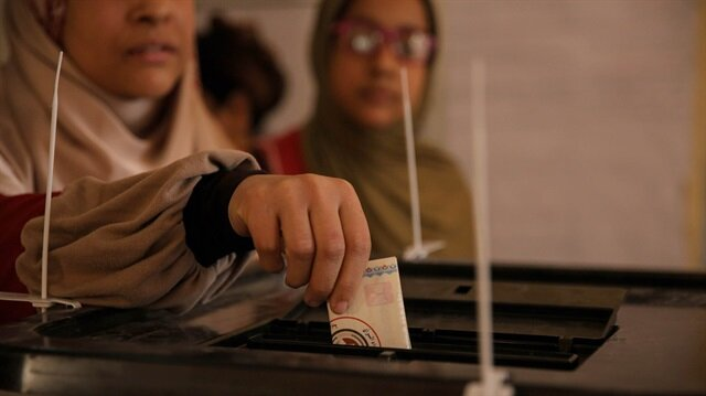 2018 Egyptian presidential elections