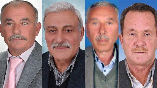 Hisarcık ilçesinde 2,5 yılda 4 muhtar hayatını kaybetti.