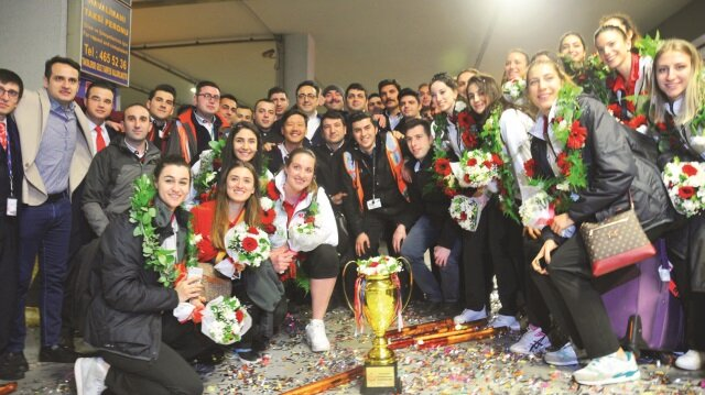 Türk Hava Yolları Sultanlar Ligi'nde