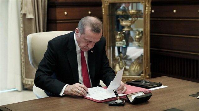 Cumhurbaşkanı Erdoğan vergi kanunu onayladı