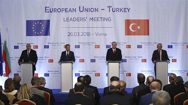 Turkey will Not Accept Double Standards in EU Relations, Erdoğan Says