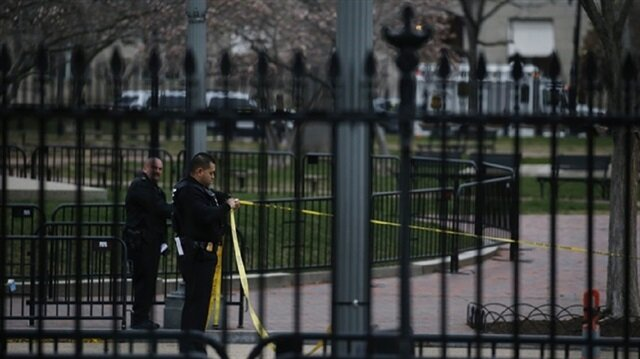 Suspicious packages found at US installations in DC