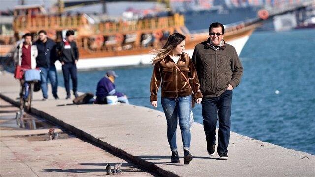 İstanbul'a pazar günü 'yaz sıcağı' geliyor