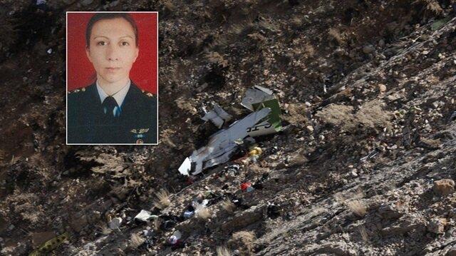Cenazesi bulunamayan pilotla ilgili şok ihtimal