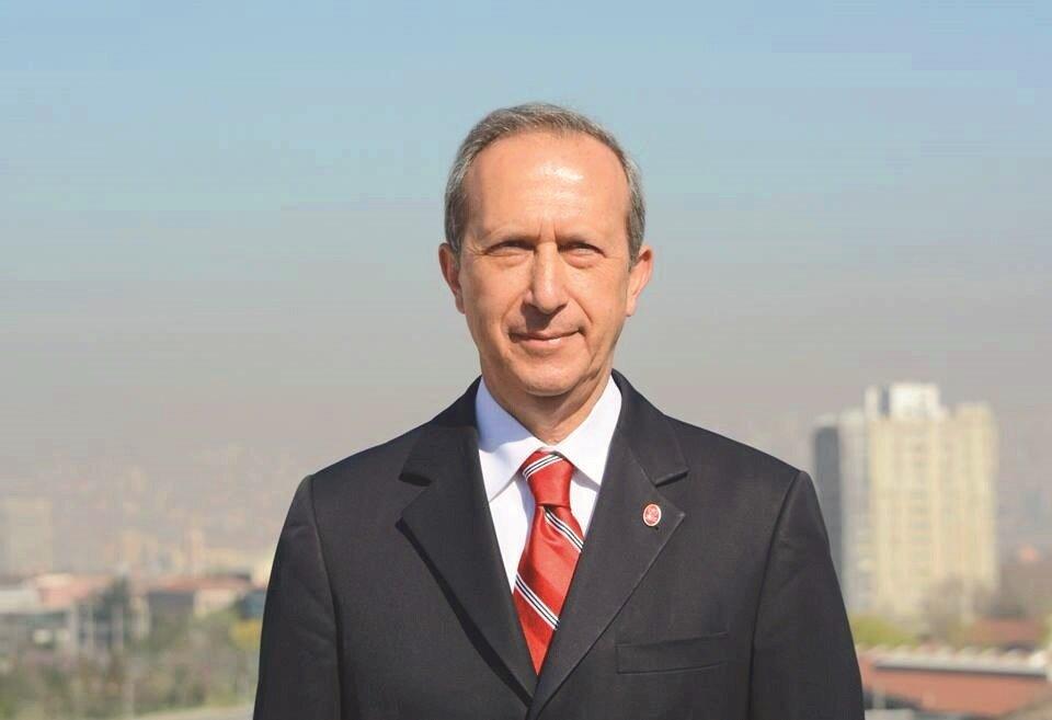 Former Brigadier General Beyazit Karataş