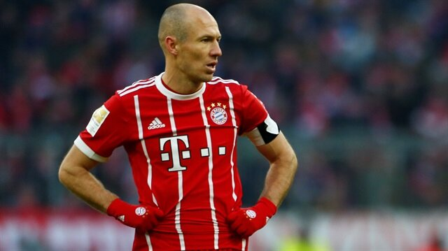 Arjen Robben futbol hayatını sonlandırabilir