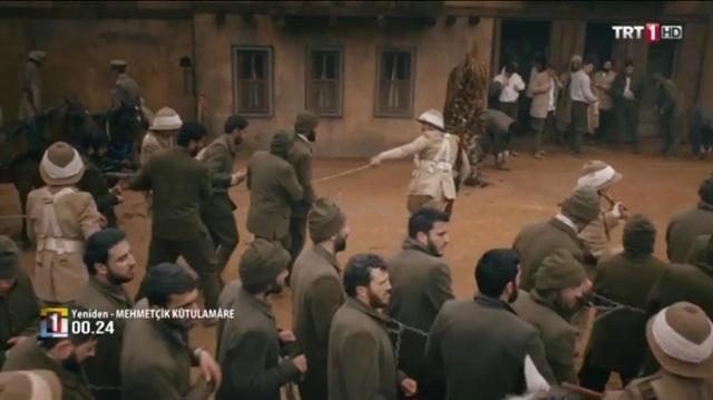Mehmetçik Kut'ül Amare 10. bölüm fragmanı
