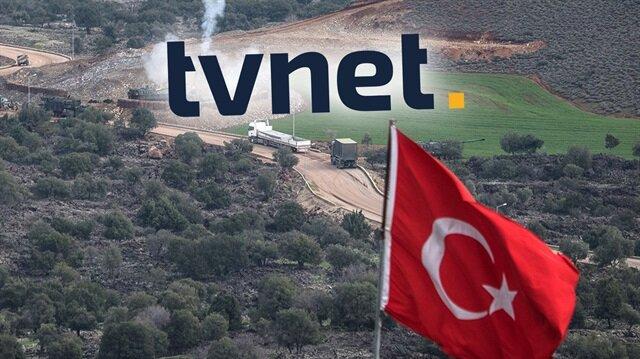 TVNET'ten 'Fırat'ın Doğu'su Özel Yayını
