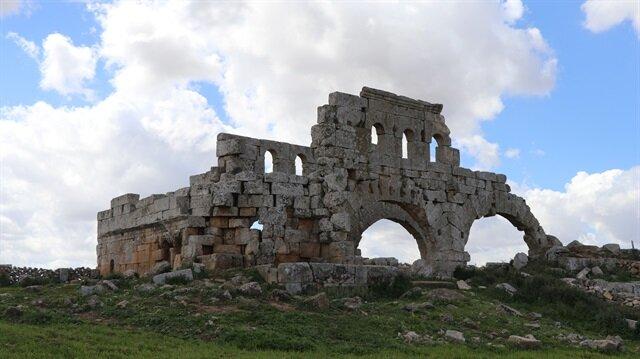 Afrin'deki tarihi kilise ve manastır koruma altında