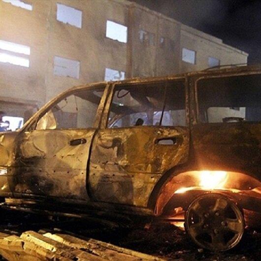 Libya'da bomba yüklü araç infilak etti: 8 ölü