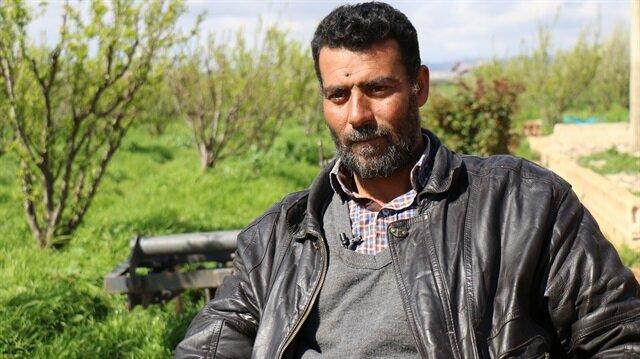 Afrin'in Cinderes beldesine bağlı Muhammediye köyü Muhtarı Ahmet İbrahim, terör örgütünün okullarda Arapça ve Kur'an-ı Kerim eğitimini yasakladığını söyledi.