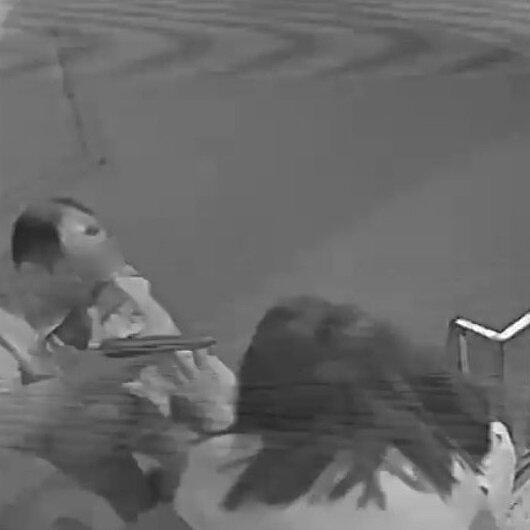 Hamile kadına silah çeken polis memuru açığa alındı