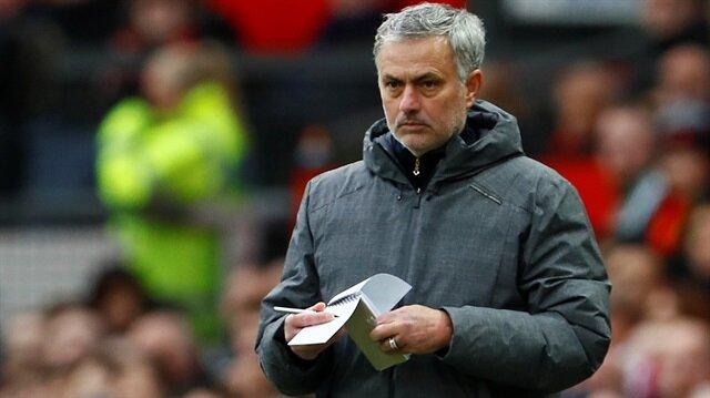 Mourinho'nun ilk kurbanı belli oldu