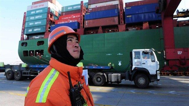 Çin'den ABD'ye ek vergi
