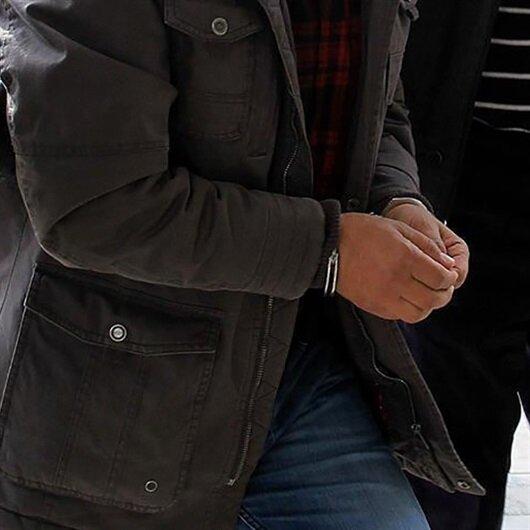 Mersin'de terör operasyonunda 1 kişi tutuklandı