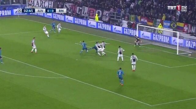 Ronaldo'dan tarihi gol