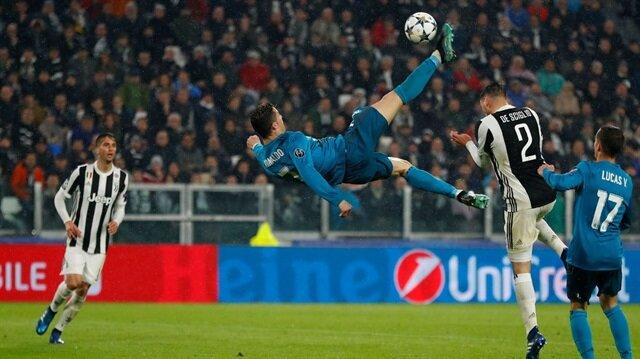 Ronaldo'dan harika gol