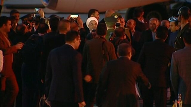 Rouhani warns against unwanted foreign forces in Syria