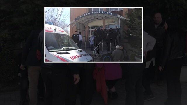 Üniversitede silahlı saldırı: 4 öğretim üyesi öldürüldü