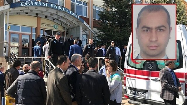 Researcher Volkan Bayar launches armed attack at NW Turkish university