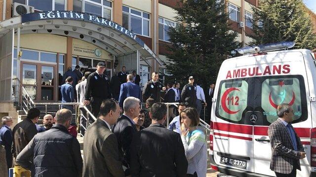 Osmangazi Üniversitesindeki silahlı saldırganın ilk ifadesi ortaya çıktı