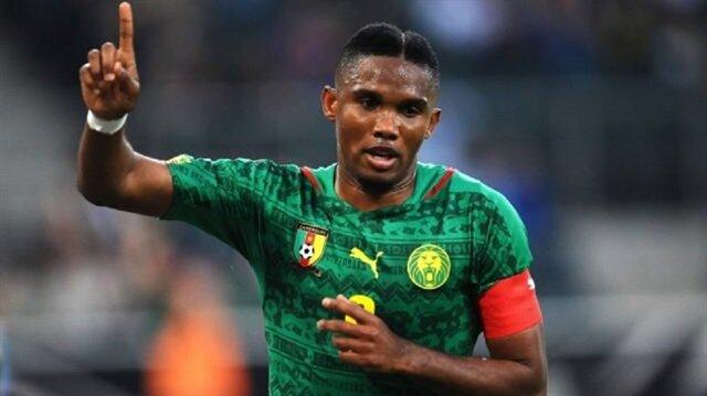 Bir Afrikalı'nın gol sevinci: Samuel Eto'o
